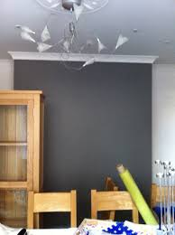 Grey Feature Wall Glasgow Mummy An Honest Lifestyle Blog My Dining Room