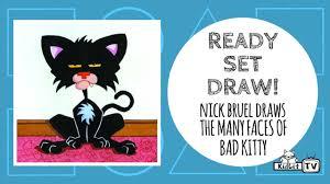 ready draw draw bad kitty