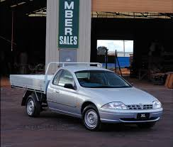 ford au falcon ute and cab chassis review 1999 02