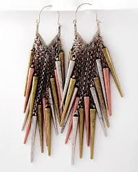 trendy earrings 51 best the trendy earring images on earrings jewels