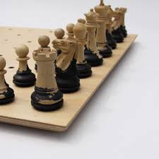 Unique Chess Pieces Wooden Chess Set An Amazing New Approach To The Game