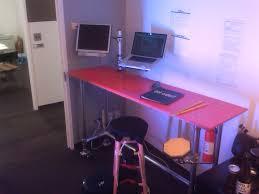 Ikea Hacker Standing Desk by Der Schtandund Vorkin Ikea Hackers Ikea Hackers
