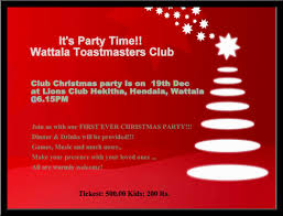 christmas party invitation templatereference letters words