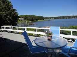 waterfront cape cod home with boat dock breathtaking views