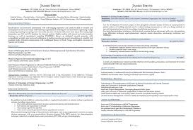 Sample Research Resume by Sample Civilian And Federal Resumes Resume Valley