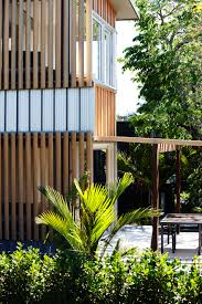 nikau house strachan group architects keribrownhomes architecture side modern contemporary nature house design with bamboo and wood wall panels ideas