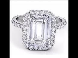 neil emerald cut engagement rings emerald cut engagement rings