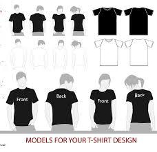 free download http www t shirt template com vector tshirt