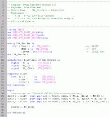 Test Benches In Vhdl Vhdl Tutorial Creating A Hierarchical Design Gene Breniman