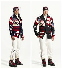 the u s olympics team is gonna win the ugly christmas sweater