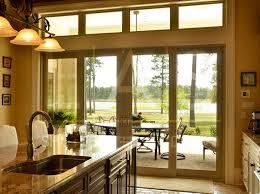 window treatments for sliding glass doors ideas simple door