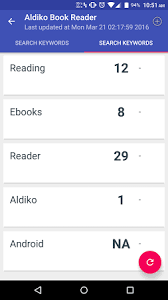 aldiko apk app search ranking apk version free for android