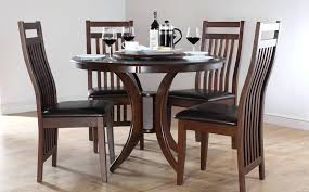 breakfast table with 4 chairs round oak table and 4 chairs amazing 4 chair dining table set chair