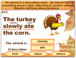 adverbs lesson plans activities to review adverbs with your