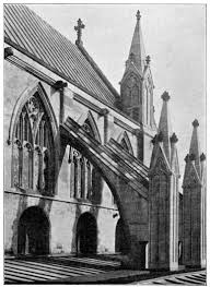 flying buttress the project gutenberg ebook of bell u0027s cathedrals the cathedral