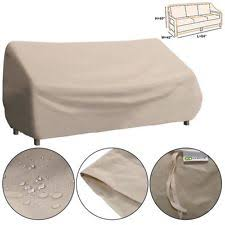 Outdoors Furniture Covers by 3 Seater Bench Outdoor Furniture Covers Ebay