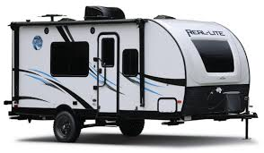 light weight travel trailers real lite mini travel trailer rv sales 8 floorplans