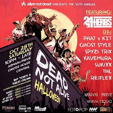 10th annual dead not alive halloween 2017 u2013 asia music fest