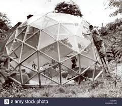 geodesic dome house style house interior