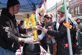 ithaca group u0027food not bombs u0027 organizes anti capitalist chili fest