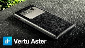 vertu bentley price vertu aster luxury smartphone hands on youtube