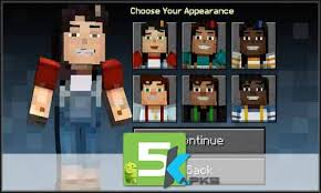 minecraft free for android minecraft story mode v1 37 apk mod obb data version