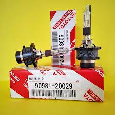 lexus xenon headlight bulb d4r x2 new hid 90981 20029 xenon headlight bulbs oem replacement