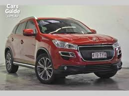 used peugeot suv peugeot suv for sale carsguide