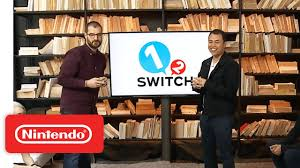 1 2 switch nintendo treehouse live with nintendo switch