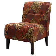 linon coco accent chair harvest hayneedle