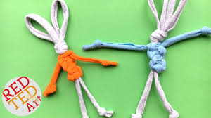 20 cute bunny crafts for kids red ted art u0027s blog