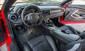 chevrolet camaro rs 2016 chevrolet camaro lt rs v 6 test review car and driver