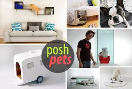 modern pet furniture u0026 accessories for design lovers
