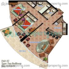 Treehouse Villas Floor Plan 100 Bay Lake Tower Two Bedroom Villa Floor Plan Disney