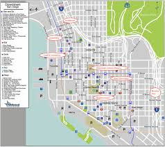 Chicago Trolley Map by San Diego Craft Beer The Art Of Beer