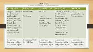 thanksgiving on thursday quiz november 2014 mrs klett social studies agenda all students must