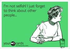 Selfish Meme - i m not selfish buckle up bitch