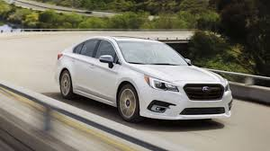 2018 subaru legacy gets small price increase loses manual news