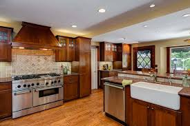 cabinets for craftsman style kitchen what are the components of a craftsman kitchen