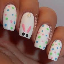 358 best a easter nail art images on pinterest easter nail art
