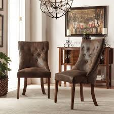 target parsons dining table dining chairs astounding tufted parsons dining chair overstock