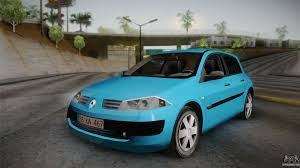 renault gordini 2016 renault megane for gta san andreas