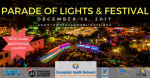 parade of lights 2017 tickets parade of lights downtown tucson partnership