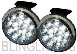 3 inch fog light kit 3 inch round white 4300k led fog ls driving lights kit set