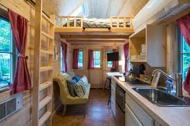 tiny house rental scarlett tiny house tour this adorable rental available at mt