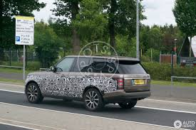 land rover suv 2018 land rover range rover 2018 3 august 2017 autogespot
