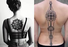 cool and unique spine tattoos newsdog