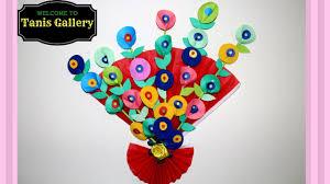 diy simple method to make wall hanging paper craft creative