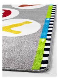 amazon com ikea hopplek rug low pile children u0027s kids numbers
