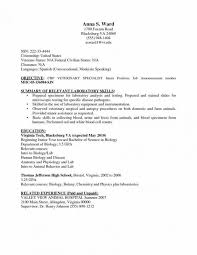 Laboratory Skills Resume Perfect Resume Sample Unforgettable Assistant Manager Resume